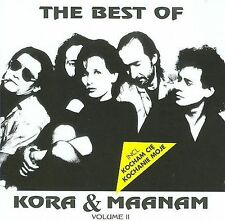 Best Of Kora & Maanam 2 Kora & Maanam MUSIC CD