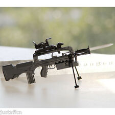 Rare 1/6 Scale FAMAS DID FRANCE WWII Light Automatic Rifle Weapon