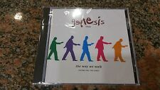 Genesis ‎– Live / The Way We Walk (Volume Two: The Longs) '  CD  MINT & SEALED