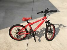 Ferrari CX-30 Youth Kids Mountain Bike Kids Bicycle 20 Inch Wheels 12 Speed