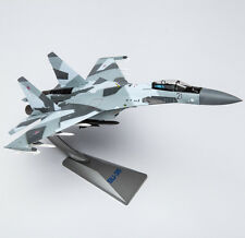 AF1 1/72 Russian SU-35 Super Flanker Fighter Diecast Model