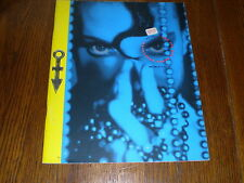 Prince TOUR BOOK World Tour UK