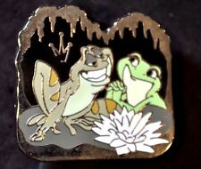 Disney Pins - 2013 - Disney Couples - Naveen and Tiana - Princess and the Frog