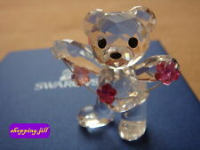 SWAROVSKI - Kris Bear - Flowers for You - Ditsy Flowers  - Brand New 1016620