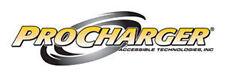 PROCHARGER 1CX100-P1SC CHEVY CARB/EFI SB/BB SERPENTINE HIGH OUTPUT KIT W/ P-1SC