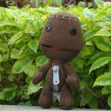 Little Big Planet 2 Plush Toy Sackboy 14cm Collectible Stuffed Animal Doll