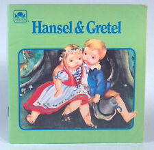 Vintage Golden Book Grimm Fairy Tale Hansel And Gretel Eloise Wilkin Softcover