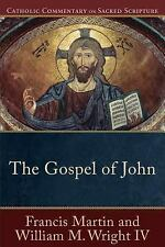 NEW - The Gospel of John (Catholic Commentary on Sacred Scripture)