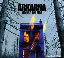 House on Fire/BRS Mix [Single] - Arkarna (CD)