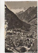 Goeschenen Switzerland RP Postcard 467b