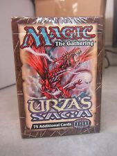 Urza's Saga Tournament Pack ~ Factory Sealed ~ MTG Magic The Gathering 1998