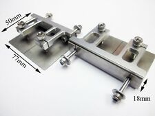 Easy Ajustable Aluminum Trim Tabs (large size) RC Boat