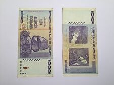 10 Billion Zimbabwe dollar banknote