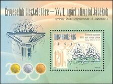 Hungary 2000 Olympic Games/Olympics/Kayak/Canoe/Sports/Medals 1v m/s (n45361)