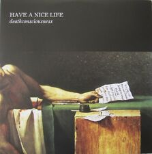 1 HAVE A NICE LIFE 2xLP DEATHCONSCIOUSNESS SWANS DEAFHEAVEN SLOWDIVE GROUPER NEW