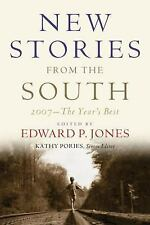 New Stories from the South: The Year's Best, 2007 (New Stories from the South)