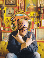 Brian Posehn Signed 8.5 x 11 Deadpool Comedian Five Year Engagement Uncle Nick