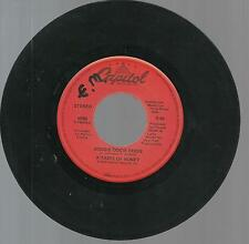 1978 Capitol Records 45 A Taste of Honey BOOGIE OOGIE OOGIE