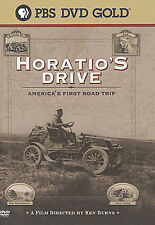 Horatio's Drive - America's First Road Trip PBS DVD Ken Burns 2004