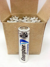 12 x Energizer AA L91 Ultimate Lithium Batteries Expires 2034