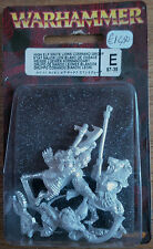 Classic metal Warhammer High Elf White Lions Command Group BNIB OOP