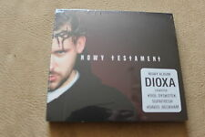 Diox- Nowy testament (CD) POLISH RELEASE SEALED NEW POLAND