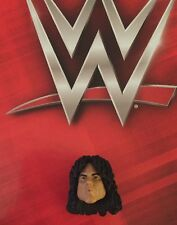 Custom Fodder Jimmy Snuka Head Mattel Elite WWE Figure