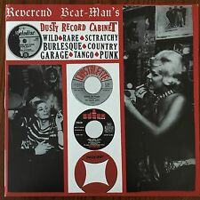 Reverend Beat Man's Dusty Record Cabinet Vinyl LP Compilation