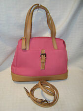 Etienne Aigner Small Pink Shoulder Bag/Purse EUC