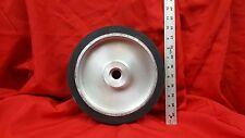 """10"""" Solid Contact Wheel for 2x72 Belt Sander Grinder"""