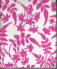 Cole & Son Pink Velvet Tapestry Blank Journal Diary Notebook by Homes & Gardens