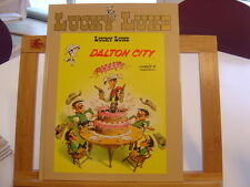 LUCKY LUKE DALTON CITY TTBE SERIE LA COLLECTION