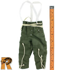 Stefans Nasse - Pants w/ Suspenders - 1/6 Scale - Dragon Action Figures