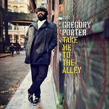 GREGORY PORTER TAKE ME TO THE ALLEY CD ALBUM (May 6th 2016)