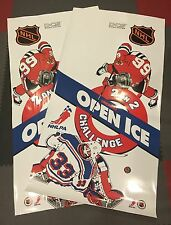 NHL Open Ice Arcade Side Art Artwork Decal Overlay Vinyl Sticker Midway