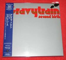 GRAVY TRAIN - SECOND BIRTH, JAPAN MINI LP 2006, NEW