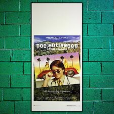 Locandina Originale  Doc Hollywood, Michael J. Fox - Formato: 33x70 CM