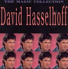 DAVID HASSELHOFF -THE MAGIC COLLECTION - NIGHT ROCKER - CD ALBUM 12 Titres 1990