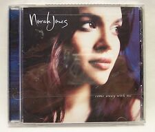 NORAH JONES Come Away with Me CD, 2002 Blue Note (Label) NEW SHRINK-WRAP