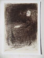 James McNeill Whistler The Sleeper 1863 6x4 Inch Postcard New
