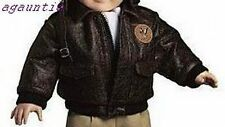 New American Girl JACKET ONLY FROM Molly's Aviator Outfit Emily Rebecca Ruthie