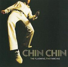 CHIN CHIN (BROOKLYN) - The Flashing, The Fancing CD ** Excellent Condition **