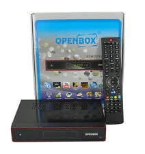 New Openbox Z5 1080p PVR FTA HD Satellite Receiver + hdmi cable