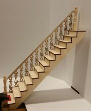 Cyprus 1:12 Victorian Straight Staircase