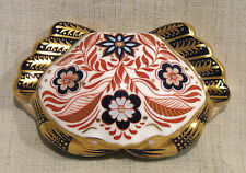 Royal Crown Derby Crab Paperweight