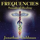 Jonathan Goldman - Frequencies: Sounds of Healing CD NEW