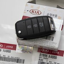 Keyless FOB Entry Remote Control Folding Key For  KIA Rio Rio5 2013 2015