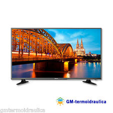 Tv LED Televisore 32 Pollici Hisense 32D50 HD USB Alta Risoluzione Audio Dolby