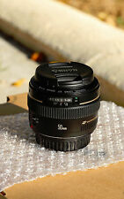 Canon EF EF 50mm 50mm f/1.4 USM Lens - Very lightly used