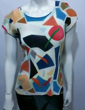 RARE! ISSEY MIYAKE PLEATS PLEASE Women's Unique Designe Blouse Shirt Sz 3